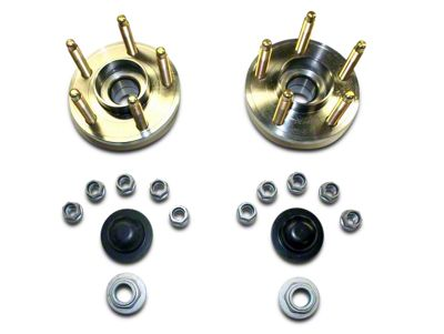Ford Performance Front Wheel Hub Kit w/ ARP Studs (15-19 GT, EcoBoost, V6)