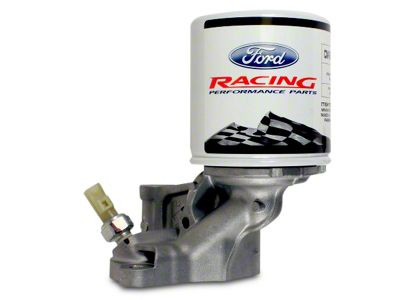 Ford Performance Coyote Gen 2 Oil Filter Adapter Kit (15-17 GT)