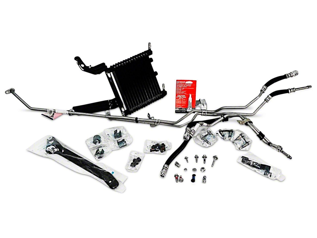 Ford Performance Track Pack Transmission Cooler Kit (15-19 GT350)