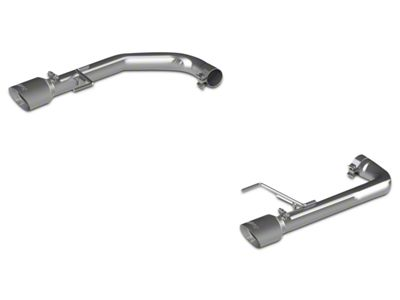 MBRP Pro Series Muffler Delete Axle-Back Exhaust (15-17 GT)