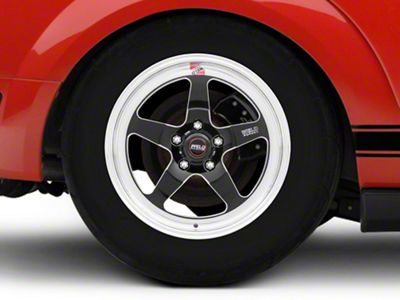 Weld Racing RTS S71 Black Anodized Wheel - 17x10 - Rear Only (05-14 All, Excluding 13-14 GT500)