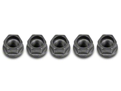 Ford Performance Open Ended Lug Nut Kit - 14mm x 1.5 (15-19 All)
