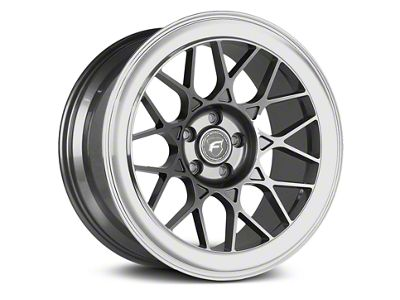 Forgestar S18 Gunmetal Machined Wheel - 19x9 (15-19 All)