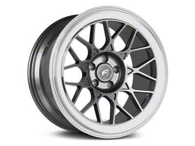 Forgestar S18 Gunmetal Machined Wheel - 19x11 (05-14 All)