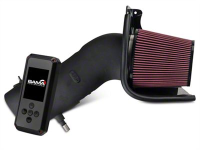C&L Cold Air Intake & Bama Rev-X Tuner (07-09 GT500)
