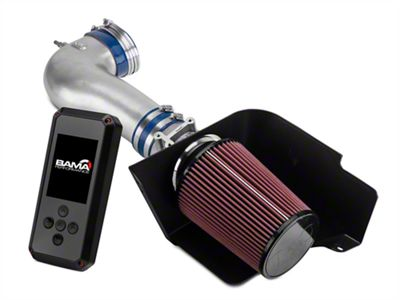 C&L Street Cold Air Intake w/ 83mm MAF & Bama Rev-X Tuner (05-09 GT)