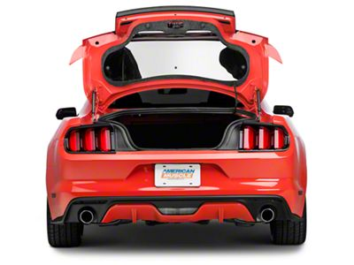 Polished Trunk Lid Panel (15-19 Fastback)