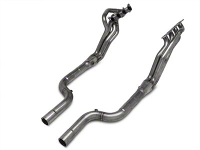 Stainless Works 1-7/8 in. Long Tube Off-Road Headers w/ XL Leads (15-19 GT w/ SW, MBRP or Corsa Cat-Back)