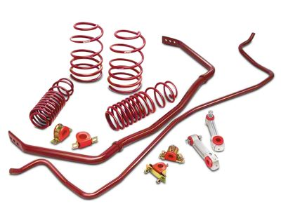 Eibach Sport-Plus Suspension Kit (07-10 GT500 Coupe)