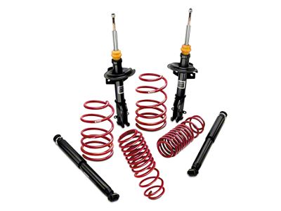 Eibach Sport-System Suspension Kit (07-12 GT500 Coupe)