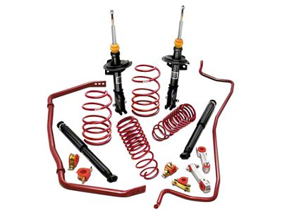 Eibach Sport-System-Plus Suspension Kit (05-09 V6 Coupe)