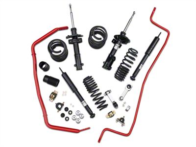 Eibach Pro-System-Plus Suspension Kit w/ Rear Sway Bar (05-10 GT; 2010 V6)