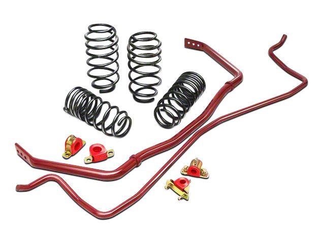 Eibach Pro-Plus Suspension Kit (94-98 V6 Convertible)