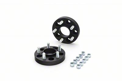 Eibach Pro-Spacer Hubcentric Black Wheel Spacers - 30mm - Pair (15-19 All)