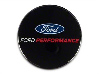Ford Performance Wheel Center Cap (15-19 All)