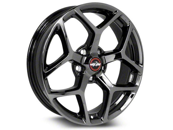 Race Star 95 Recluse Black Chrome Wheel - 17x7 (15-19 GT, EcoBoost, V6)