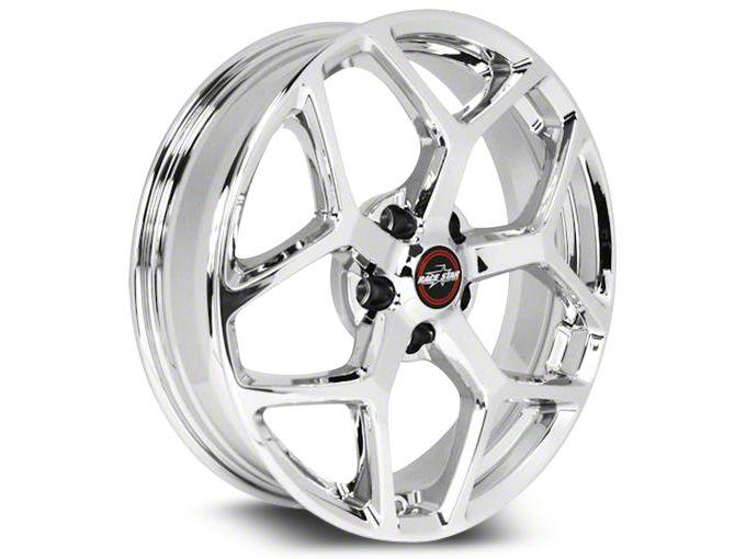 Race Star 95 Recluse Chrome Wheel - 18x10.5 (15-19 GT, EcoBoost, V6)