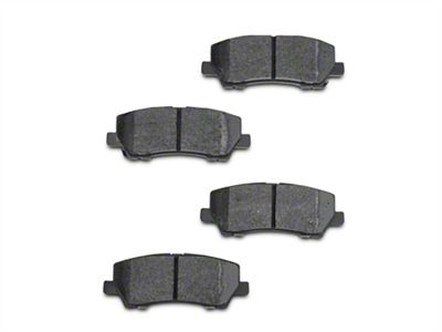 Hawk Performance HPS 5.0 Brake Pads - Rear Pair (15-19 GT w/ Performance Pack)