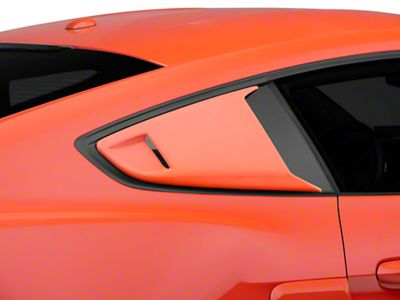 Cervini's Eleanor Style Window Scoops - Unpainted (15-19 Fastback)