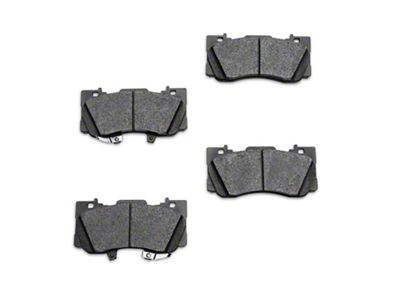 Xtreme Stop Carbon Graphite Brake Pads - Front Pair (15-19 Standard GT, EcoBoost w/ Performance Pack)