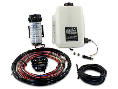 AEM Electronics V2 Water/Methanol Injection Kit for Forced Induction Engines - Standard Controller (79-19 All)