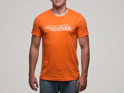 Orange Generational Silhouette T-Shirt