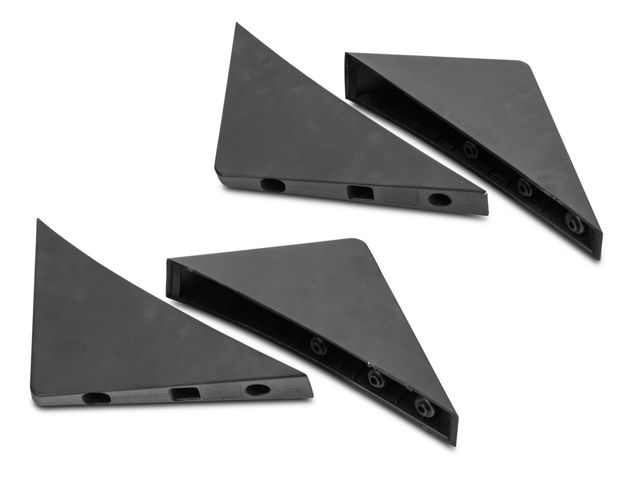 MP Concepts Rear Diffuser Fins (15-17 Non-Premium)