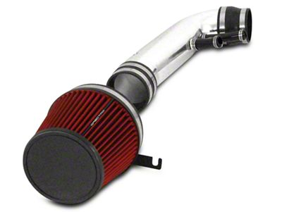 Spectre Performance Cold Air Intake - Clear Anodized (96-04 GT)