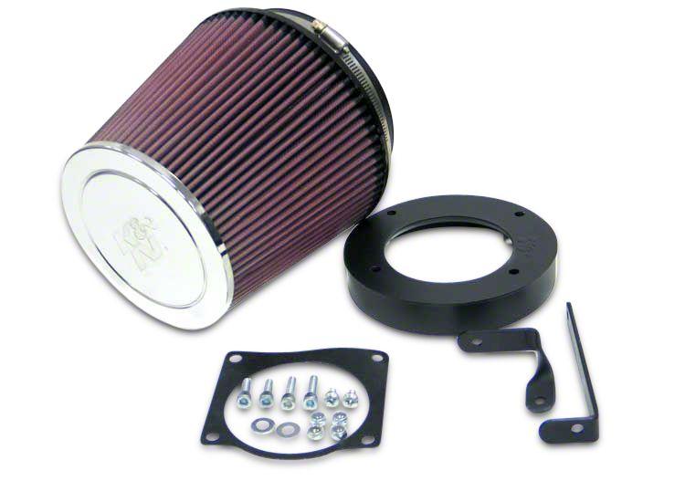 K&N Series 63 AirCharger Cold Air Intake (96-02 GT; 99-01 Cobra)