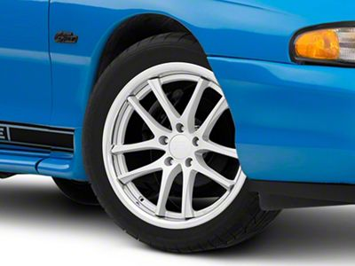 Rovos Cape Town Satin Silver Wheel - 18x9 (94-04 All)