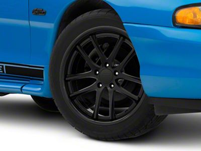 Rovos Cape Town Satin Black Wheel - 18x9 (94-04 All)