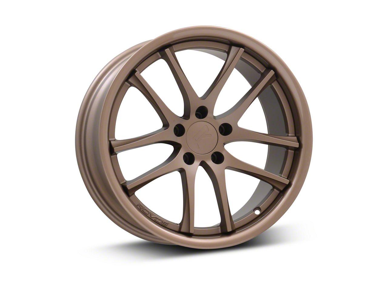 Rovos Cape Town Satin Bronze Wheel - 18x9 (94-04 All)