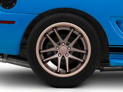 Rovos Cape Town Satin Bronze Wheel - 18x10.5 (94-04 All)