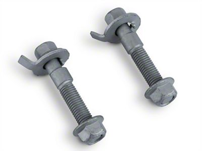 Steeda Front Adjustable Camber Bolts (15-19 All)
