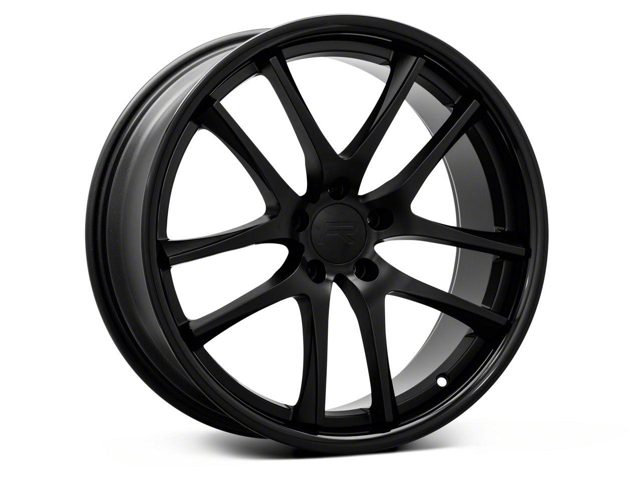 Rovos Cape Town Satin Black Wheel - 20x8.5 (05-14 All)