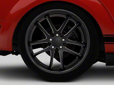 Rovos Cape Town Satin Black Wheel - 20x10 - Rear Only (05-14 All)