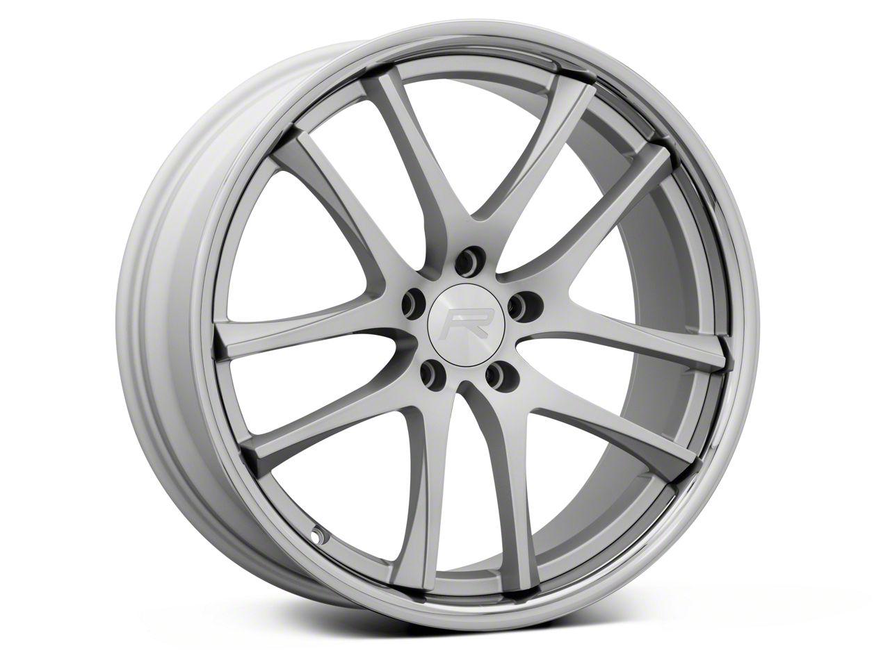 Rovos Cape Town Satin Silver Wheel - 20x8.5 (05-14 All)