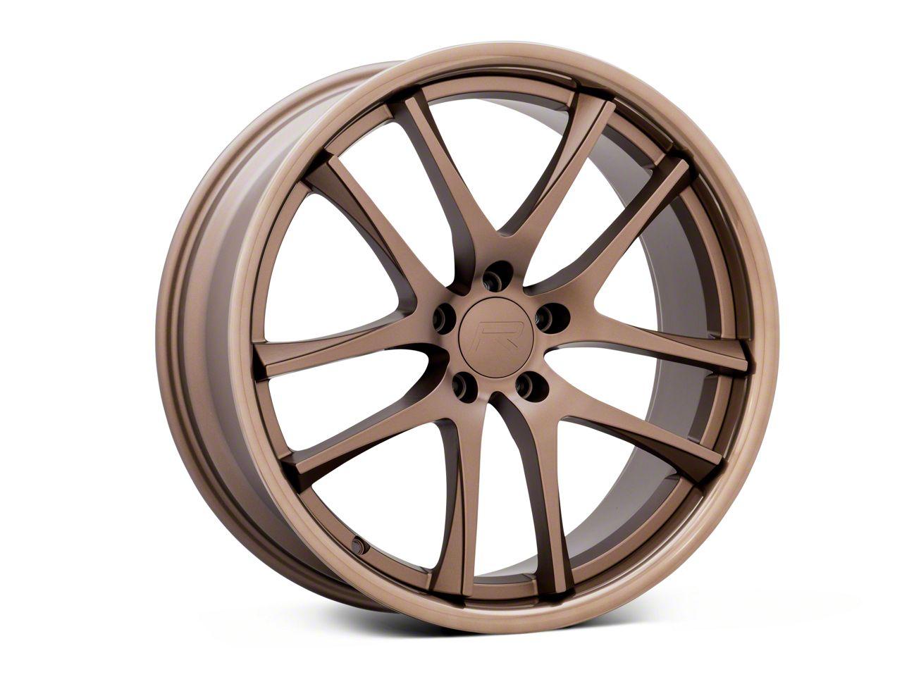 Rovos Cape Town Satin Bronze Wheel - 20x8.5 (15-19 GT, EcoBoost, V6)