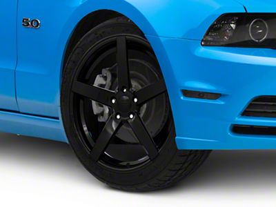 Rovos Durban Gloss Black Wheel - 20x8.5 (05-14 All)