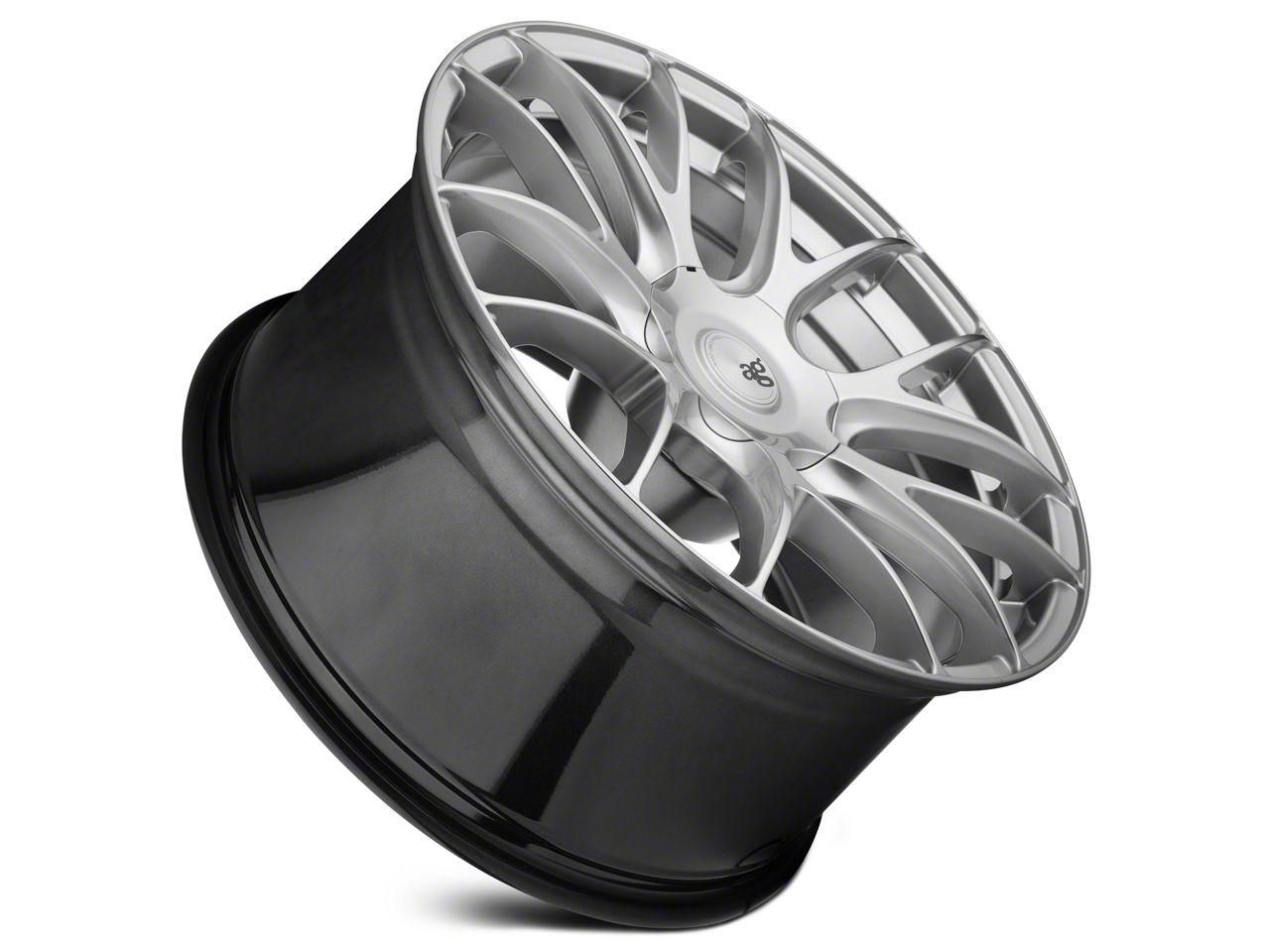 Avant Garde M410 Hyper Silver Wheel - 19x8.5 (15-19 All)