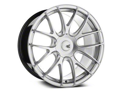 Avant Garde M410 Hyper Silver Wheel - 19x9.5 - Rear Only (15-19 All)