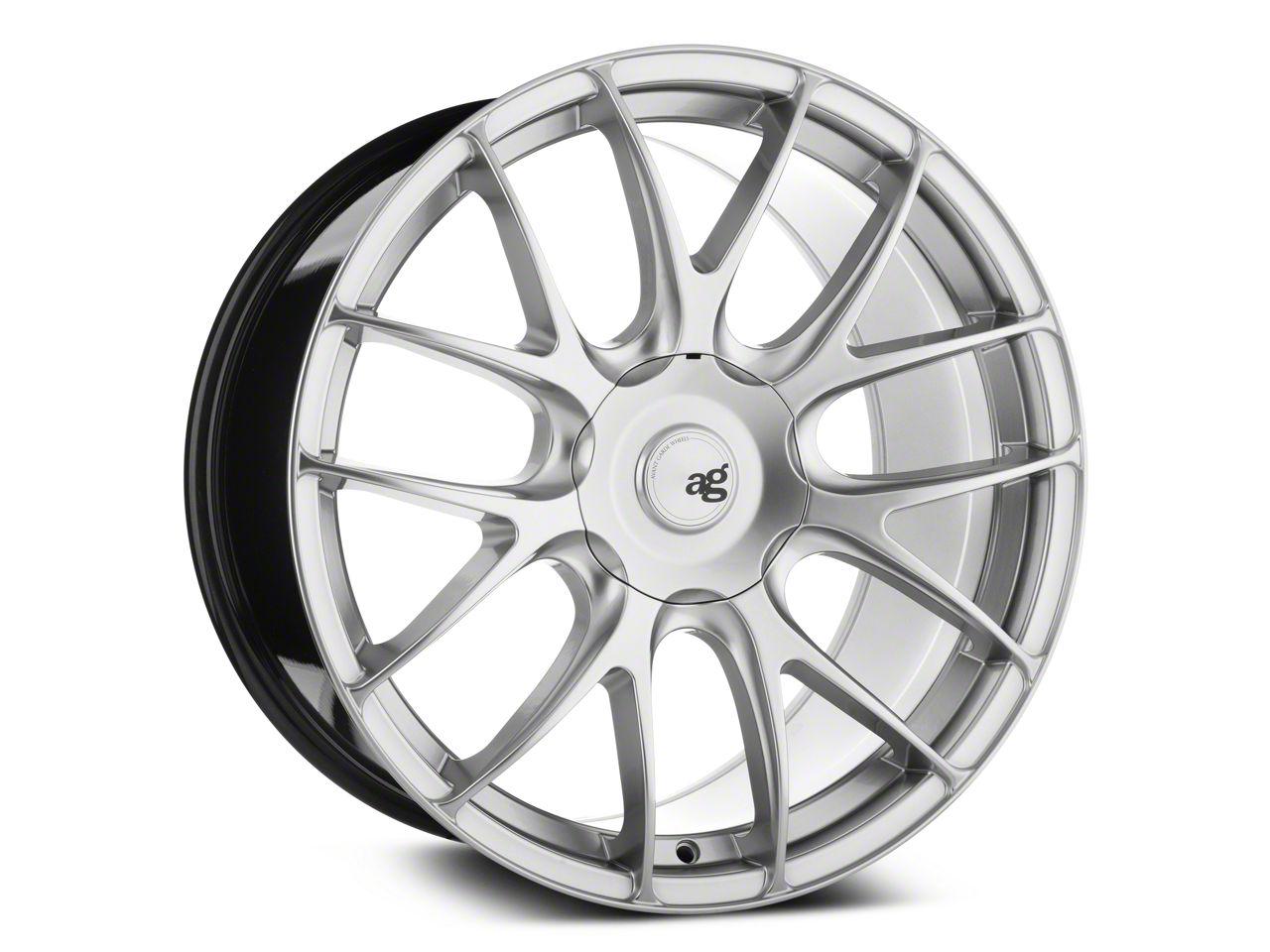 Avant Garde M410 Hyper Silver Wheel - 20x8.5 (15-19 GT, EcoBoost, V6)