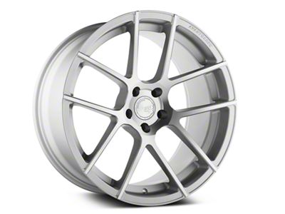 Avant Garde M510 Satin Silver Wheel - 19x9.5 - Rear Only (05-14 All)