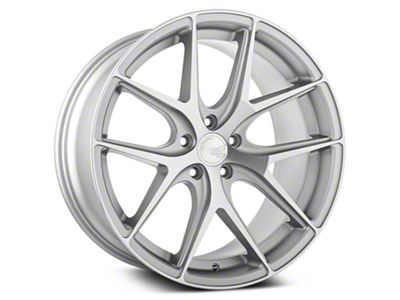 Avant Garde M580 Satin Silver Wheel - 19x8.5 (15-19 All)