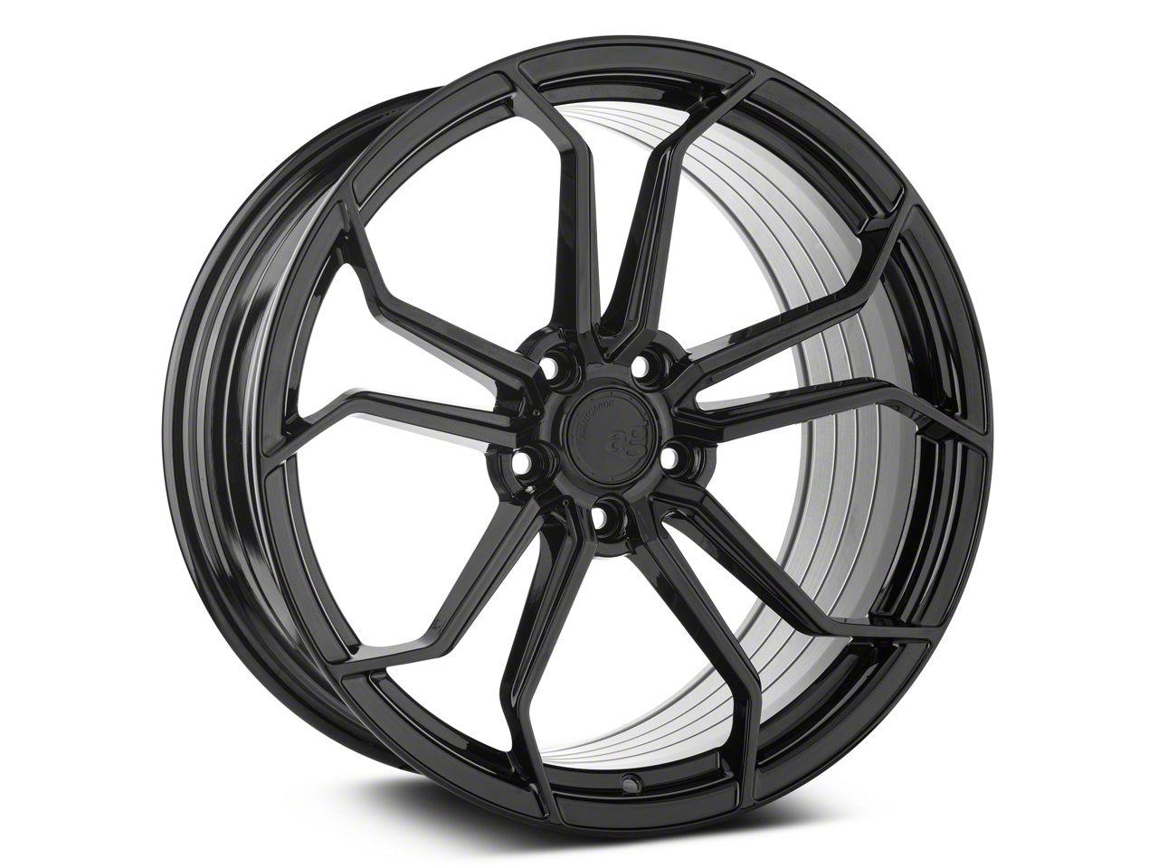 Avant Garde M632 Gloss Black Wheel - 20x11 - Rear Only (05-14 All)