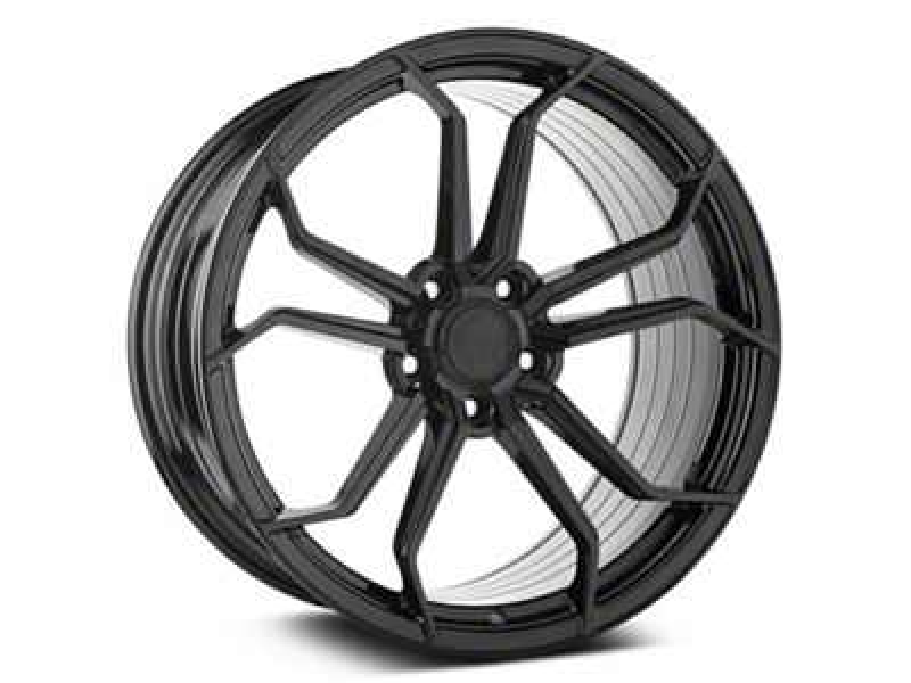 Avant Garde M632 Gloss Black Wheel - 20x11 - Rear Only (15-19 GT, EcoBoost, V6)