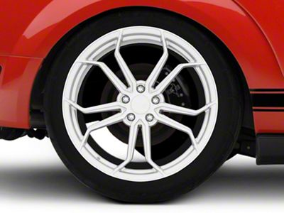 Avant Garde M632 Silver Machined Wheel - 20x10 (05-14 All)