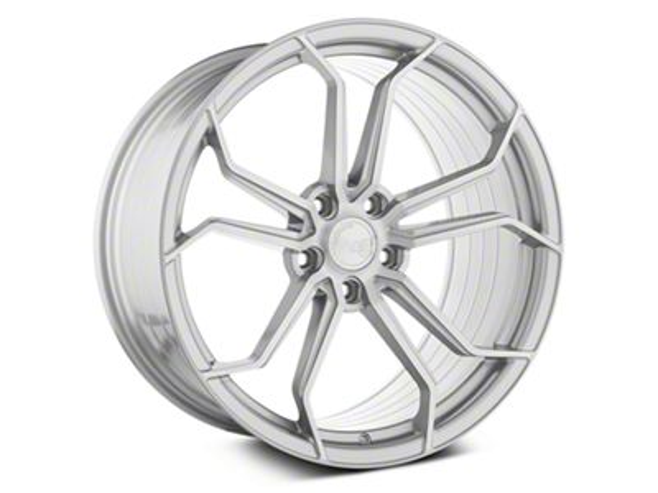 Avant Garde M632 Silver Machined Wheel - 20x10 (15-19 GT, EcoBoost, V6)
