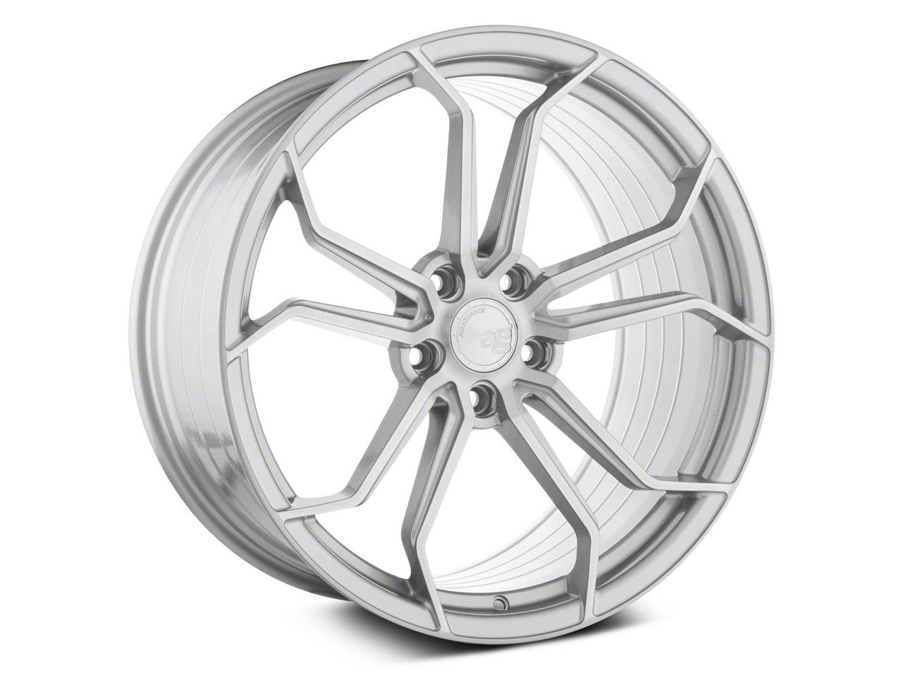 Avant Garde M632 Silver Machined Wheel - 20x11 (15-19 GT, EcoBoost, V6)
