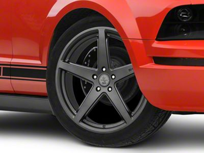 Shelby Style SB201 Charcoal Wheel - 20x9.5 (05-14 All)